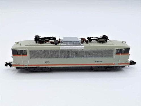 Locomotive  BB 25605 - Piko 94202 Analogique, N