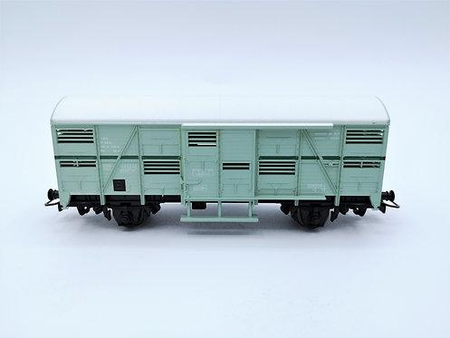 Wagon couvert - Jouef 6253 HO