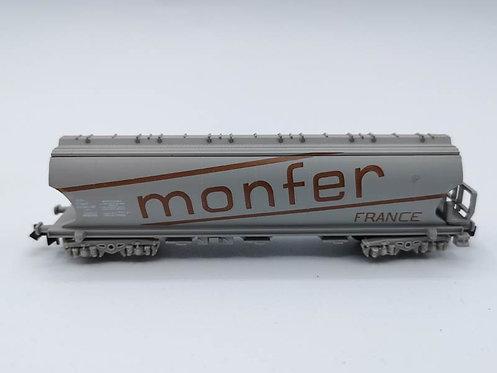 """Wagon de marchandises marquage """"MONFER"""" - Artrain 172 (C172)"""