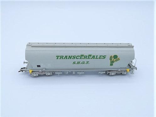 Wagon citerne TRANSCEREALES S.H.G.T.  - Jouef HO