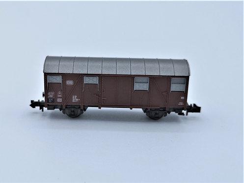 Wagon de marchandises couvert 21RIV 80 DB - Roco N