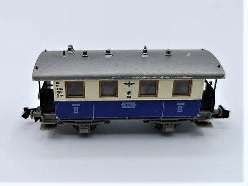 Wagon voyageurs - Fleischmann 8053K