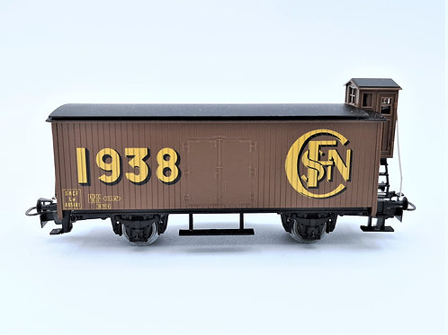 "Wagon de marchandise ""1938 SFN"" - Marklin"