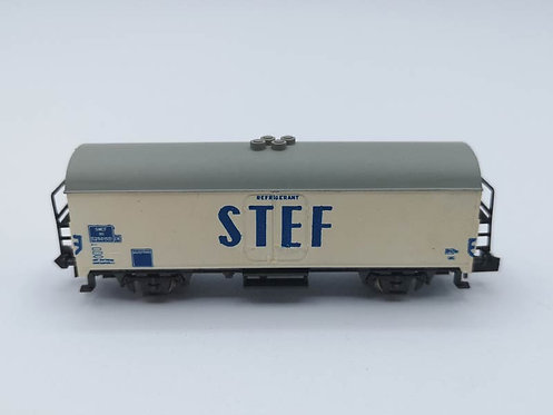 """Wagon de marchandises  """"STEPH"""" - Rivarossi 2466 échelle N"""