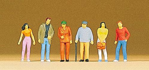 Preiser 10117 Figurines HO
