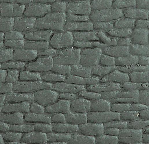 Plaque plastique mur HO - KIBRI 34121