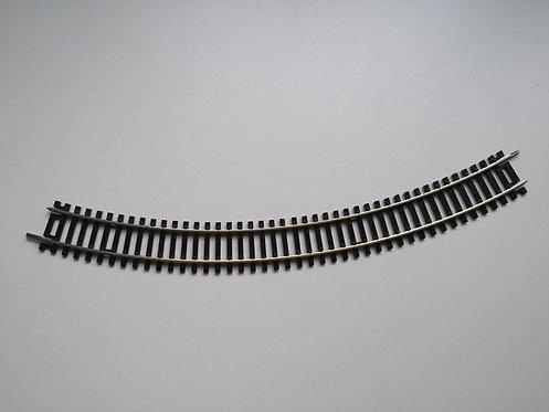 PECO ST-221 Rail courbe, R1 = 371mm  HO