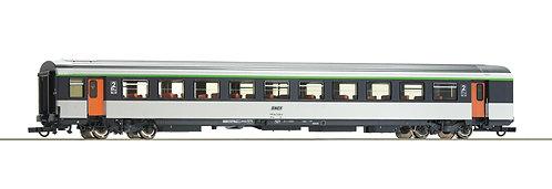 Voiture voyageurs Corail B10tu 2ème Classe Roco 74534 HO SNCF