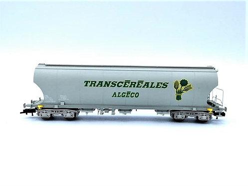 "Wagon citerne transcéréales ""ALGECO""  -  Jouef HJ6133 HO"