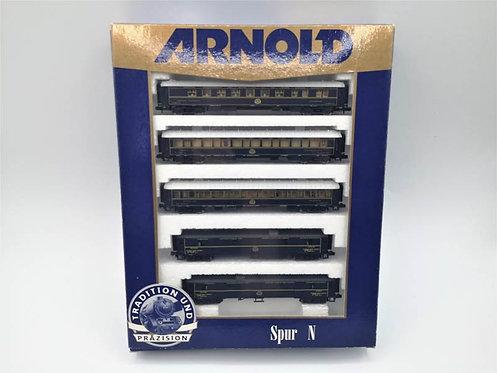 Coffret voitures voyageurs SNCF - Arnold A0319 échelle N