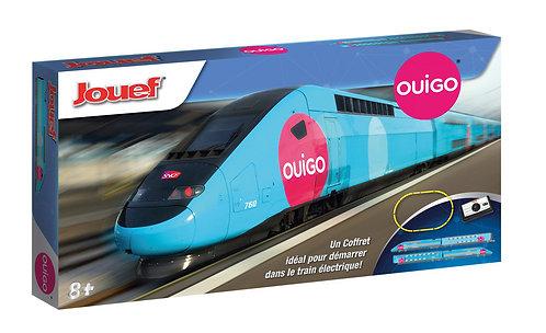 Coffret de départ JUNIOR TGV JOUEF HJ1042