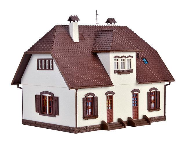 Maison d'habitation H0 - Vollmer 43657