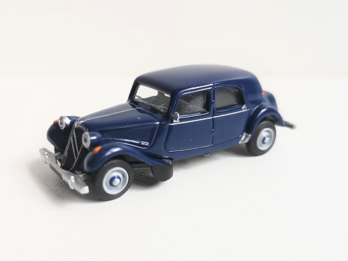 SAI collections réf 6102 Citroën traction 11B HO