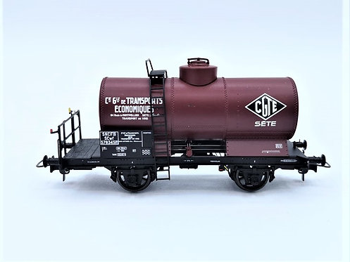 """Wagon citerne """"CGTE""""- Ree Modeles WB-470"""