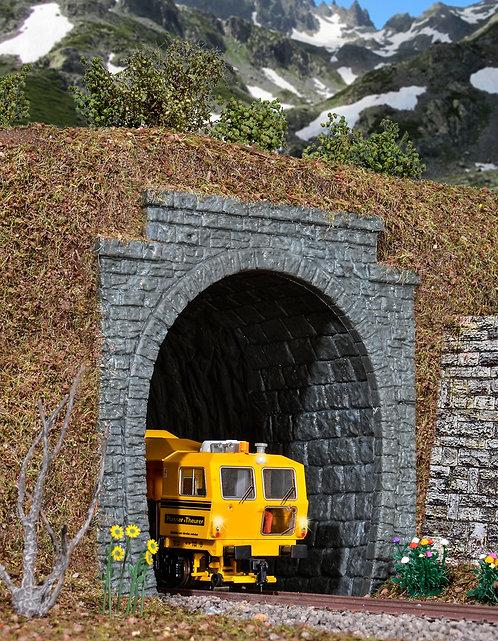 Entrée de tunnel 1 voie HO - KIBRI 34103