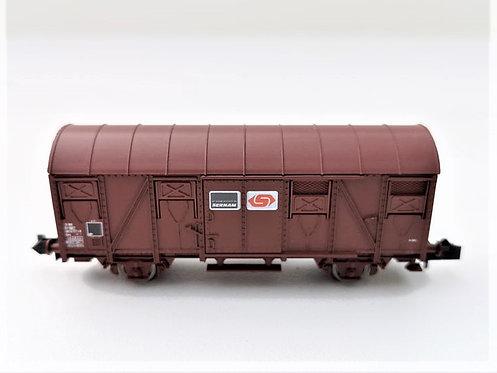 Wagon couvert Roco 25432 échelle N