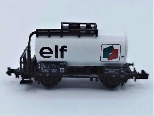 """Wagon de marchandises """"ELF"""" - Minitrix 3547 échelle N"""