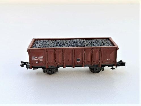 Wagon tombereau chargement de charbon Roco 25030 échelle N
