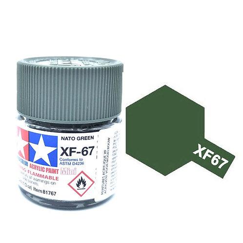 Tamiya XF-67 - Vert OTAN mat (10ml)