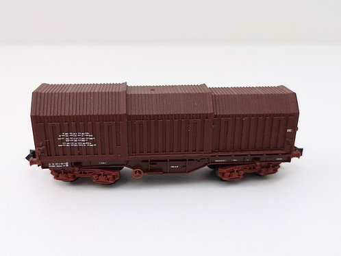 Wagon de marchandises  Roco 02375C échelle N