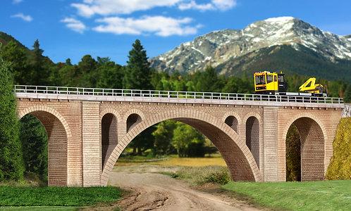 Viaduc voie unique HO -KIBRI 39720