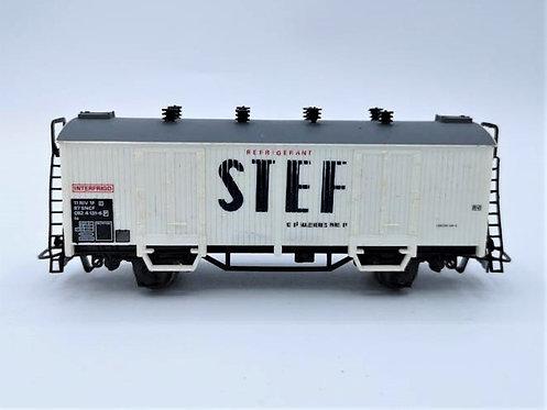 """Wagon de marchandises """"STEPH"""" - Jouef  HO"""
