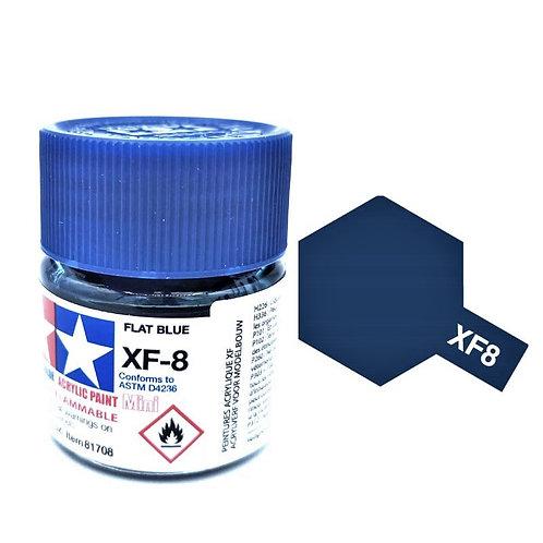 Tamiya XF-8 - Bleu mat (10ml)