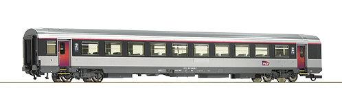 Voiture voyageurs Corail B11tu 2ème Classe Roco 74543 HO SNCF
