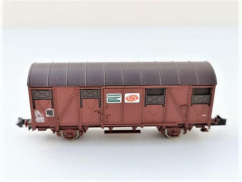 Wagon couvert Roco 25433 échelle N