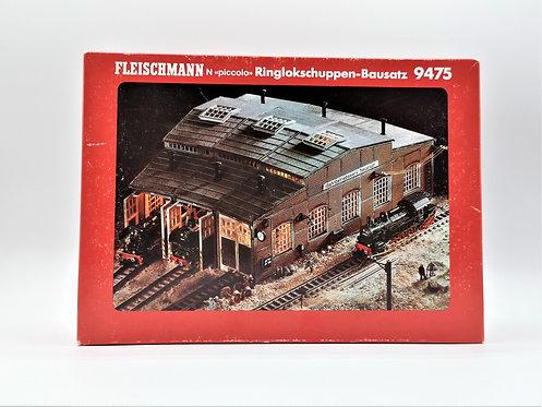 Fleischmann 9475 - Remise à locomotives circulaires échelle N