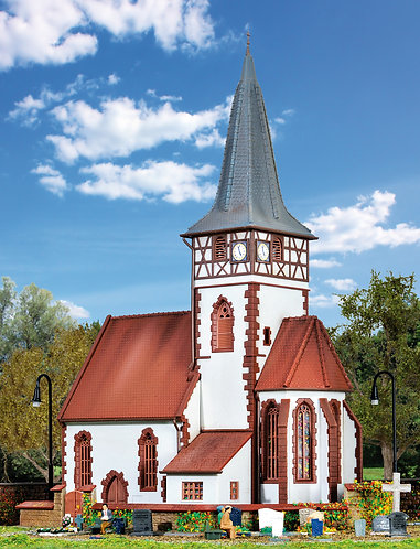 Eglise de village HO - KIBRI 39772