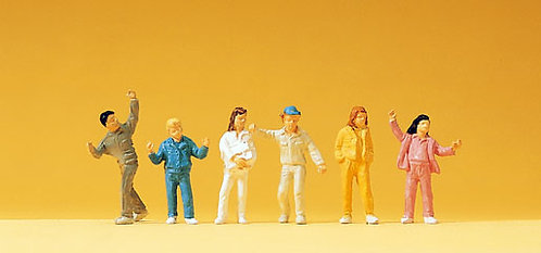 Preiser 14139 Figurines, enfants HO