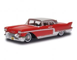 Busch 133341 - Cadillac eldorado rouge