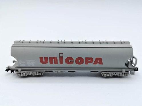 """Wagon de marchandises """"UNICOPA"""" - Artrain 168 (C168) échelle N"""