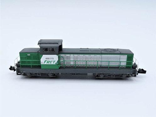 Locomotive fret 466115 - Piko 94115 Analogique, N