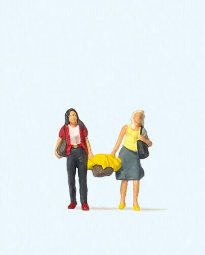 Preiser 28200 Figurines, shopping à 2  HO