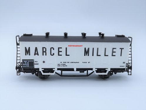 "Wagon de marchandises ""MARCEL MILLET"" - Jouef HO"