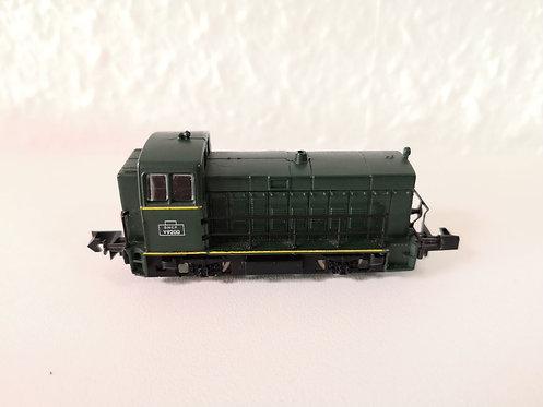 Locomotive Y9200  Arnold 2055 échelle N