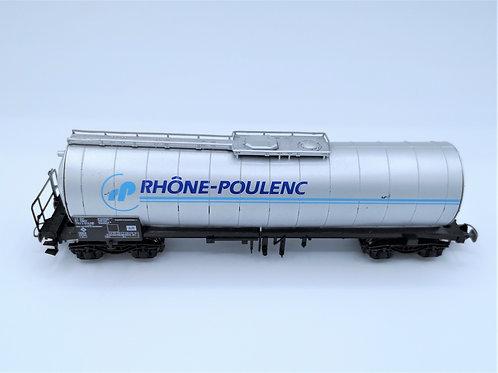 "Wagon citerne ""RHONE-POULENC""- Jouef HO"