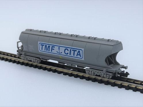 """Wagon de marchandises """"TMF CITA"""" - Artrain 170 échelle N"""