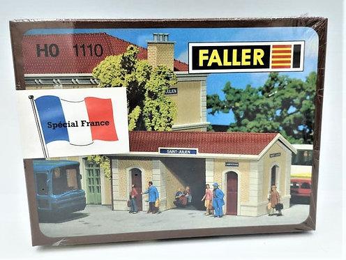 Faller 1110 Annexe gare St Julien HO