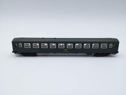 Voiture voyageurs B10 SNCF - Dynam 142 échelle N