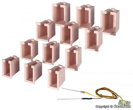 Viessmann 6005 Kit de démarrage éclairage de maison