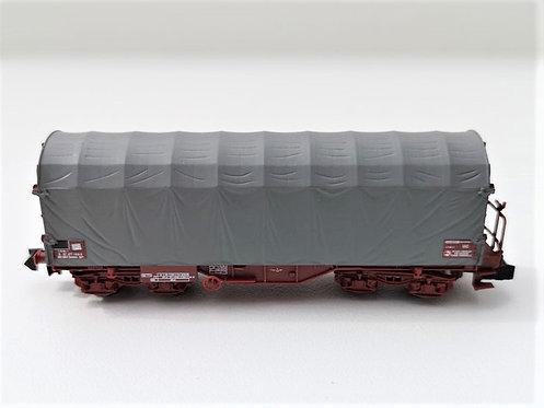 Wagon bâché Roco 25381 échelle N