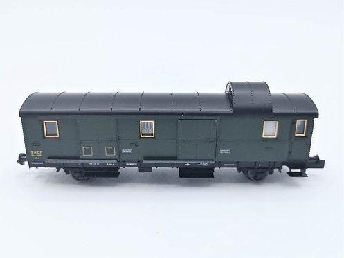 Fourgon voyageurs - Fleischmann 8060F K  échelle N