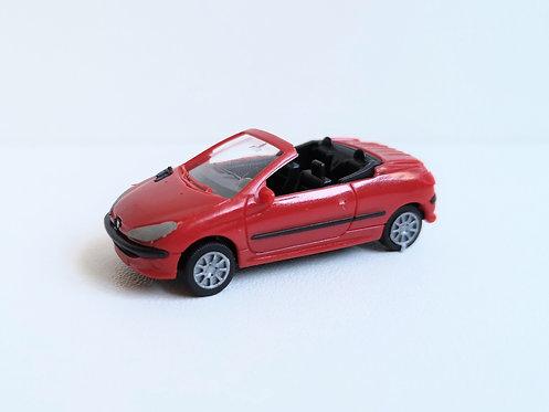 SAI collections réf 2192 Peugeot 206 cabriolet HO