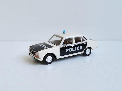 SAI collections réf 2097 Peugeot 504, police HO