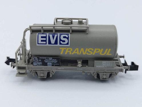 """Wagon de marchandises """"EVS TRANSPUL"""" - Minitrix 13618 échelle N"""