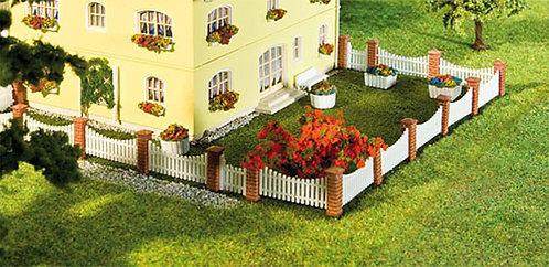Faller 180429 Clôture jardin HO