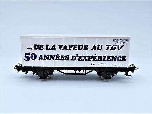 Wagon publicitaire- Marklin HO